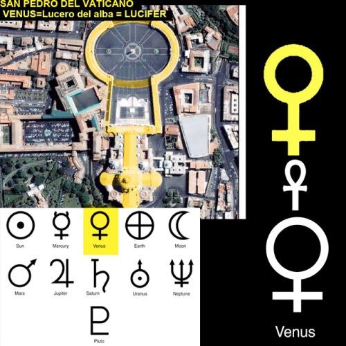 Resultado de imagen para venus simbolo feminismo vaticano