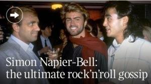 Resultado de imagen para Simon Napier-Bell gay