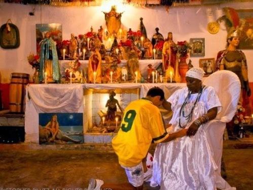 Resultado de imagen para macumba en brasil