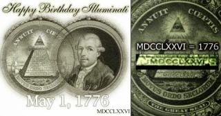 Resultado de imagen para 1 mayo illuminati