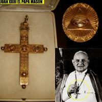 Resultado de imagen para papa juan 23 illuminati
