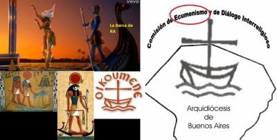 Resultado de imagen para ecumenismo barca simbolo