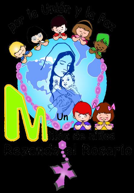 Resultado de imagen para rosario ninos rezan