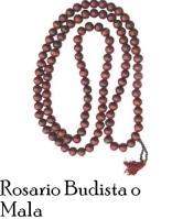 Resultado de imagen para rosario budista