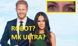 Meghan Markle bajo control MK Ultra en vivo? CLON? el video viral que es 100% falso 18f1d-megan6
